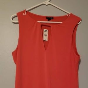 Coral Express Tank Top Size Large